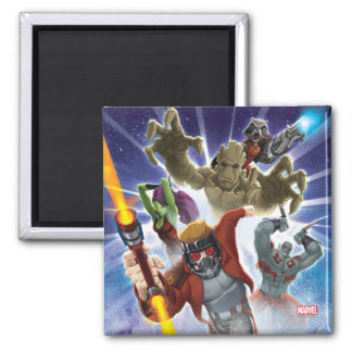 Guardians of the Galaxy | Group Attack Magnet