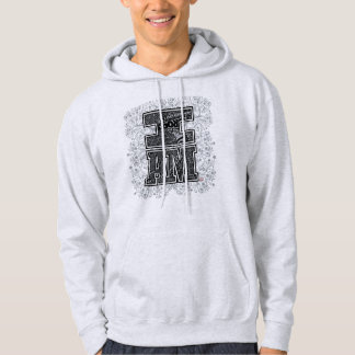 Guardians of the Galaxy   I Am Groot Typography Hoodie