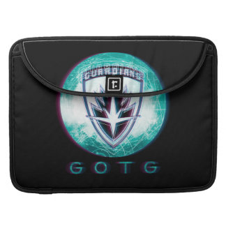 Guardians of the Galaxy | Interlaced Badge MacBook Pro Sleeve