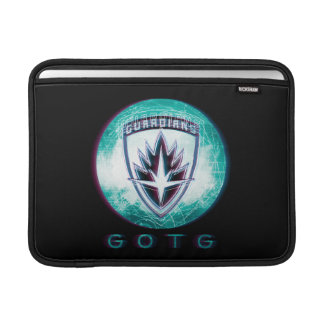 Guardians of the Galaxy | Interlaced Badge Sleeve For MacBook Air