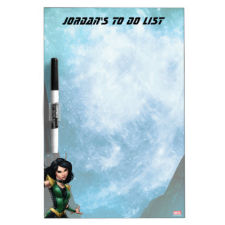 Guardians of the Galaxy | Mantis Character Art Dry-Erase Board