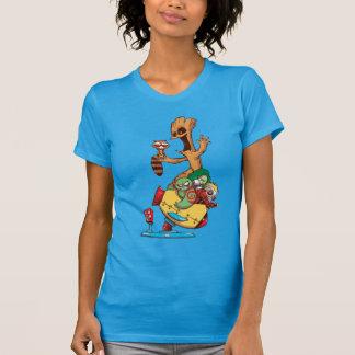 Guardians of the Galaxy | Mechanical Rocket Ride T-Shirt