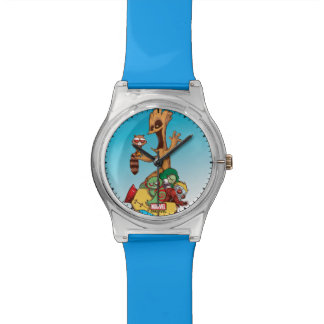 Guardians of the Galaxy | Mechanical Rocket Ride Watches