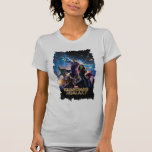 Guardians of the Galaxy Movie Poster Tees