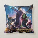 Guardians of the Galaxy Movie Poster Throw Pillows