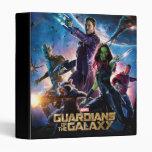 Guardians of the Galaxy Movie Poster Vinyl Binder