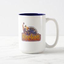 Guardians of the Galaxy | Rocket Character Badge Two-Tone Coffee Mug