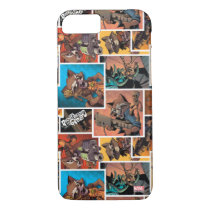Guardians of the Galaxy | Rocket & Groot Collage iPhone 8/7 Case