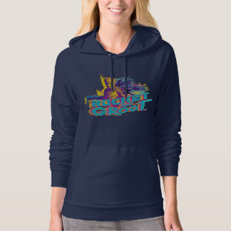 Guardians of the Galaxy | Rocket & Groot Neon Art Hoodie