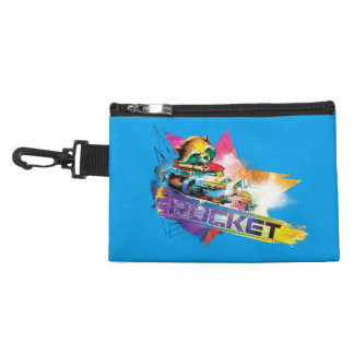 Guardians of the Galaxy | Rocket Neon Graphic Accessory Bag