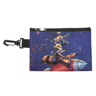 Guardians of the Galaxy | Rocket Riding Missile Accessory Bag