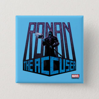 Guardians of the Galaxy | Ronan The Accuser Button