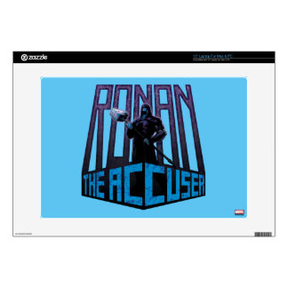 Guardians of the Galaxy   Ronan The Accuser Decals For Laptops