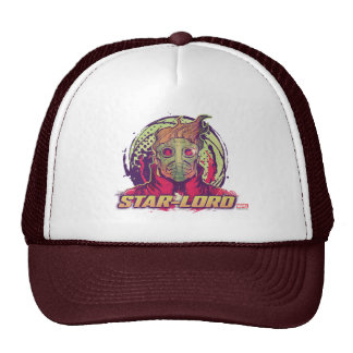 Guardians of the Galaxy | Star-Lord Badge Trucker Hat