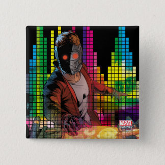 Guardians of the Galaxy | Star-Lord DJ Button