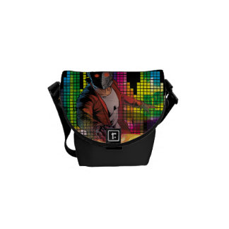Guardians of the Galaxy | Star-Lord DJ Courier Bag