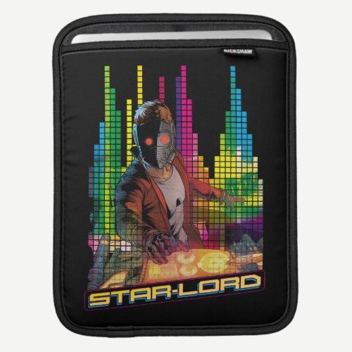 Guardians of the Galaxy | Star-Lord DJ iPad Sleeve