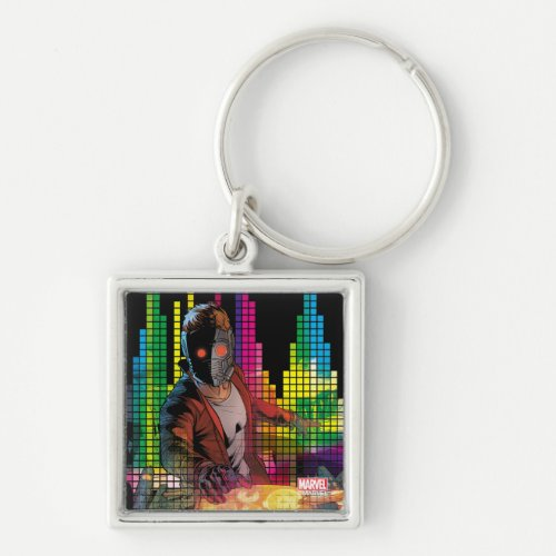 Guardians of the Galaxy | Star-Lord DJ Keychain