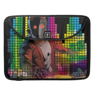 Guardians of the Galaxy   Star-Lord DJ MacBook Pro Sleeve