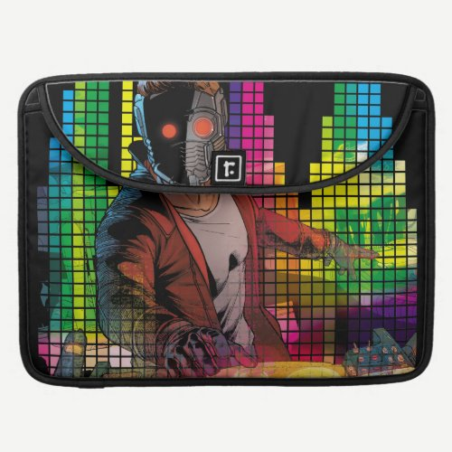 Guardians of the Galaxy | Star-Lord DJ MacBook Pro Sleeve