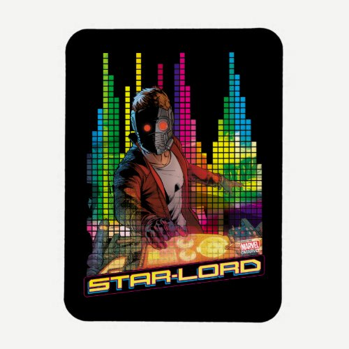 Guardians of the Galaxy | Star-Lord DJ Magnet