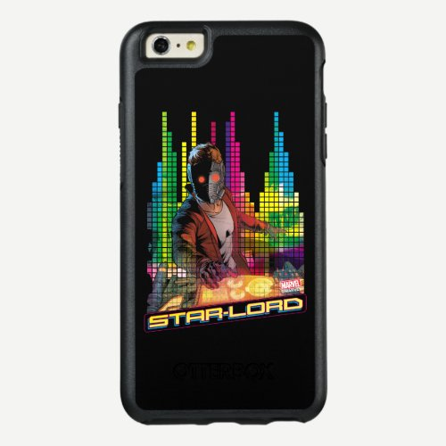 Guardians of the Galaxy | Star-Lord DJ OtterBox iPhone 6/6s Plus Case