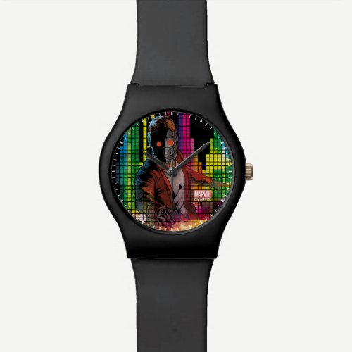 Guardians of the Galaxy | Star-Lord DJ Wristwatch