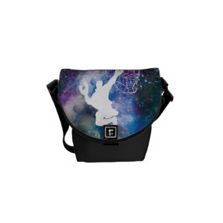 Guardians of the Galaxy | Star-Lord Galaxy Cutout Messenger Bag