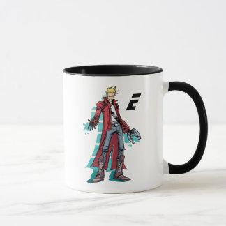 Guardians of the Galaxy   Star-Lord Mugshot Mug
