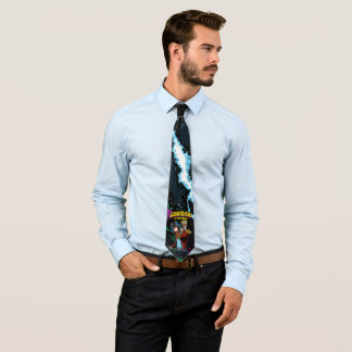 Guardians of the Galaxy | Star-Lord Retro Comic Neck Tie
