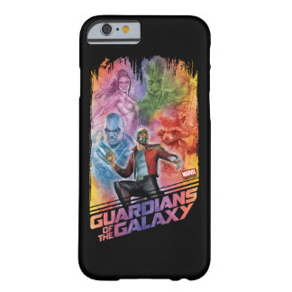 Guardians of the Galaxy | Technicolor Crew Art Barely There iPhone 6 Case