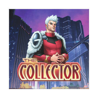 Guardians of the Galaxy   The Collector Canvas Print