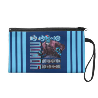 Guardians of the Galaxy | Yondu Character Badge Wristlet