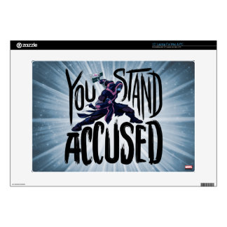 """Guardians of the Galaxy   You Stand Accused Decal For 15"""" Laptop"""