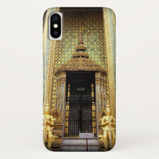 Guardians Of The Golden Palace Thailand Photo iPhone X Case