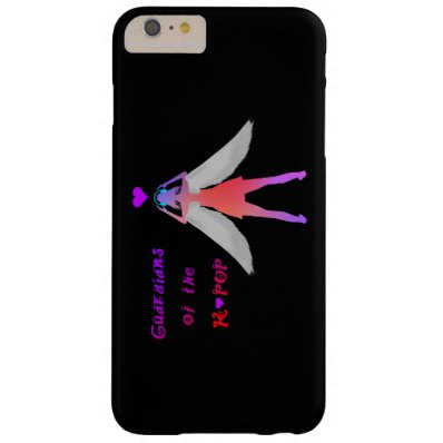 Guardians of the K-pop 2.0 Barely There iPhone 6 Plus Case