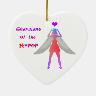Guardians of the K-pop 2.0 Ceramic Ornament