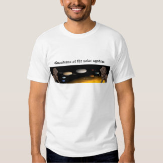 Guardians of the solor system T-Shirt