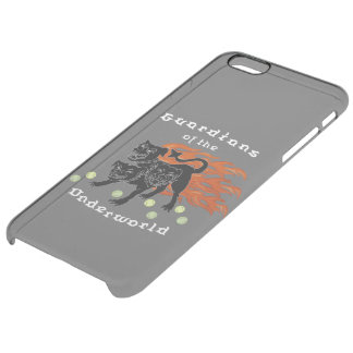 Guardians of the Underworld Clear iPhone 6 Plus Case