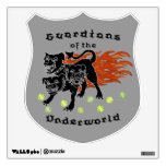 Guardians of the Underworld Wall Decal