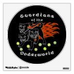 Guardians of the Underworld Wall Sticker