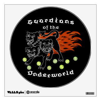 Guardians of the Underworld Wall Sticker