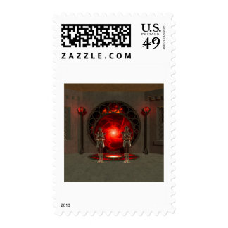 Guardians Postage Stamp