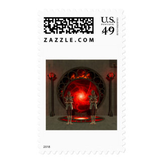 Guardians Stamp