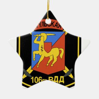 Guardias Airb del stofmerker de los styrkers de De Ornamento De Navidad