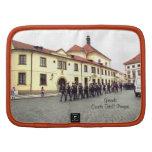 Guardias, colina del castillo, Praga Planificadores