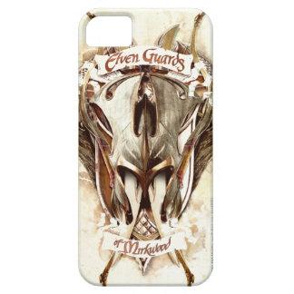 Guardias de Elven del armamento de Mirkwood iPhone 5 Carcasas
