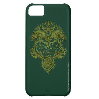 Guardias de Elven del icono del escudo de Mirkwood Funda Para iPhone 5C