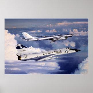 Guarding Americas Skies William S Phillips Print
