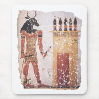 Guarding Duat Mouse Pad